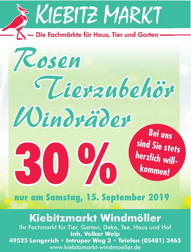 Kiebitzmarkt Windmöller