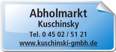 Abholmarkt Kuschinsky
