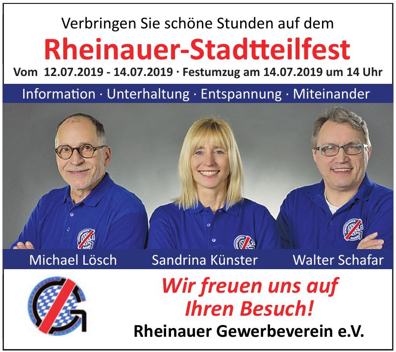 Rheinauer Gewerbeverein e.V.