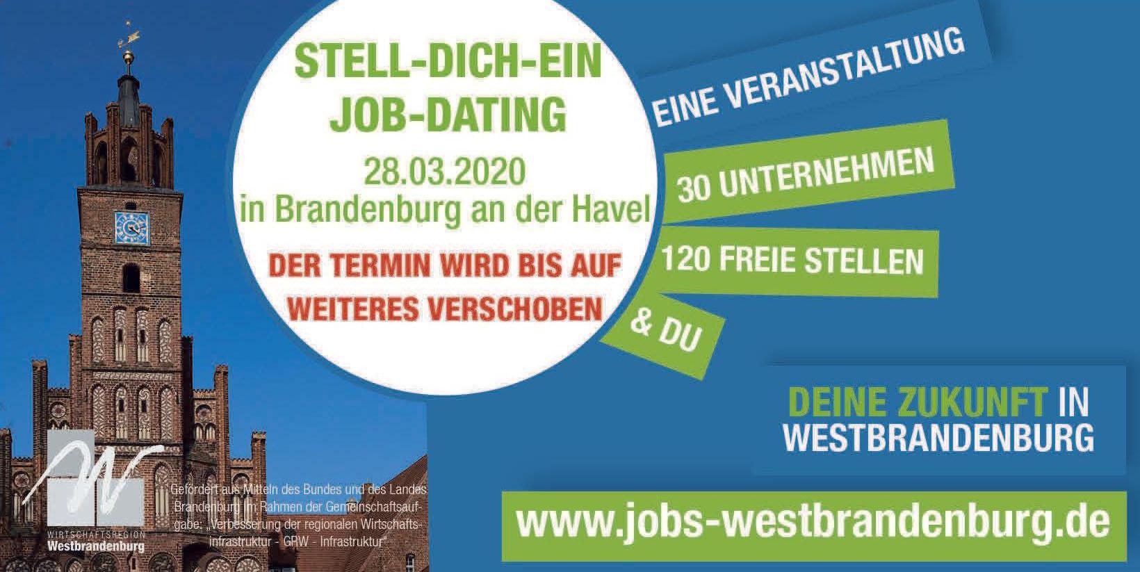 Jobs Westbrandenburg