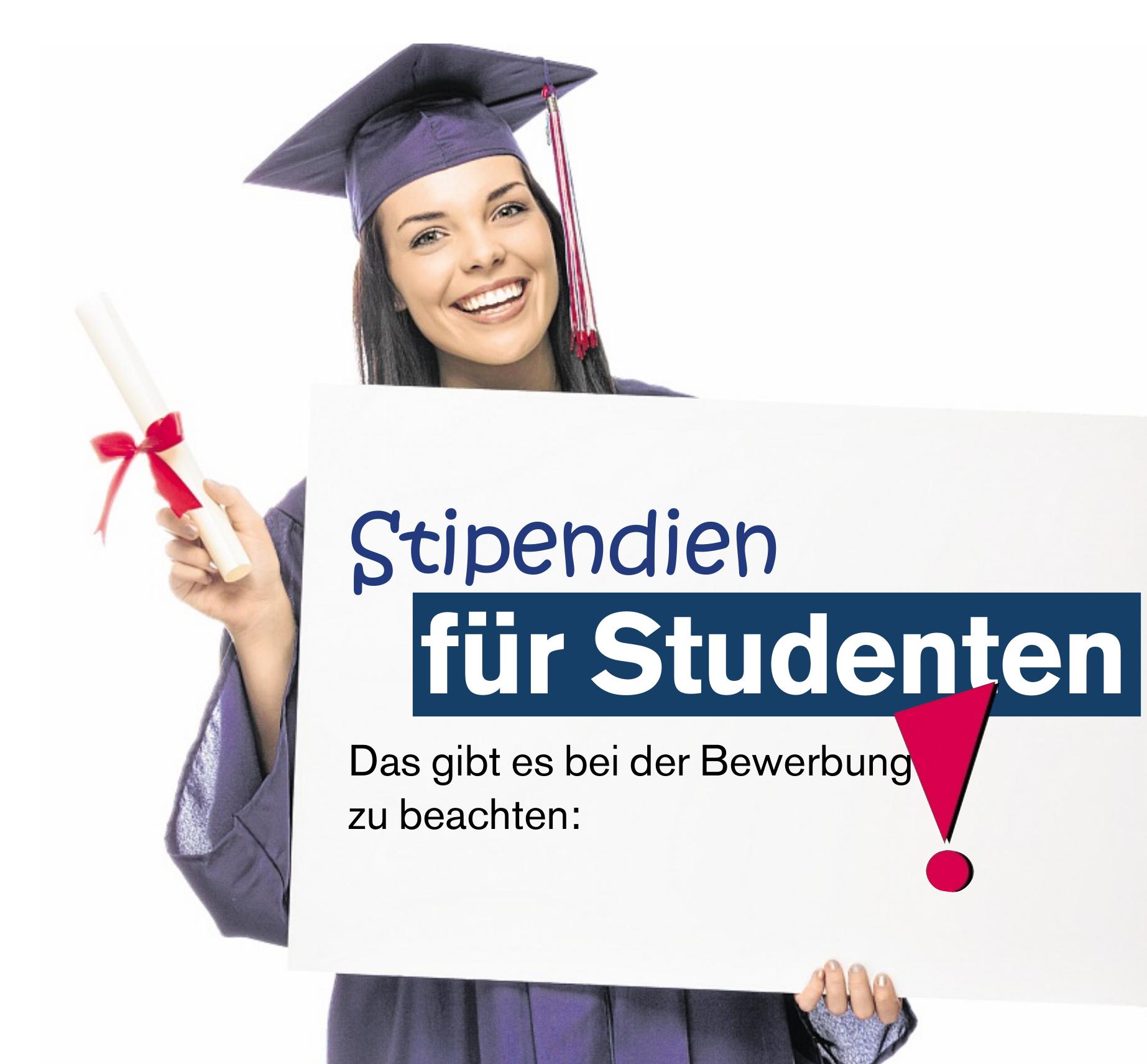 Stipendien für Studenten Image 1