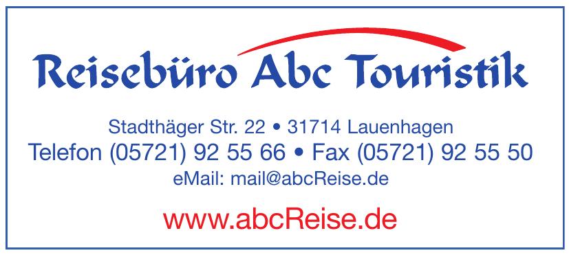 Reisebüro Abc Touristik