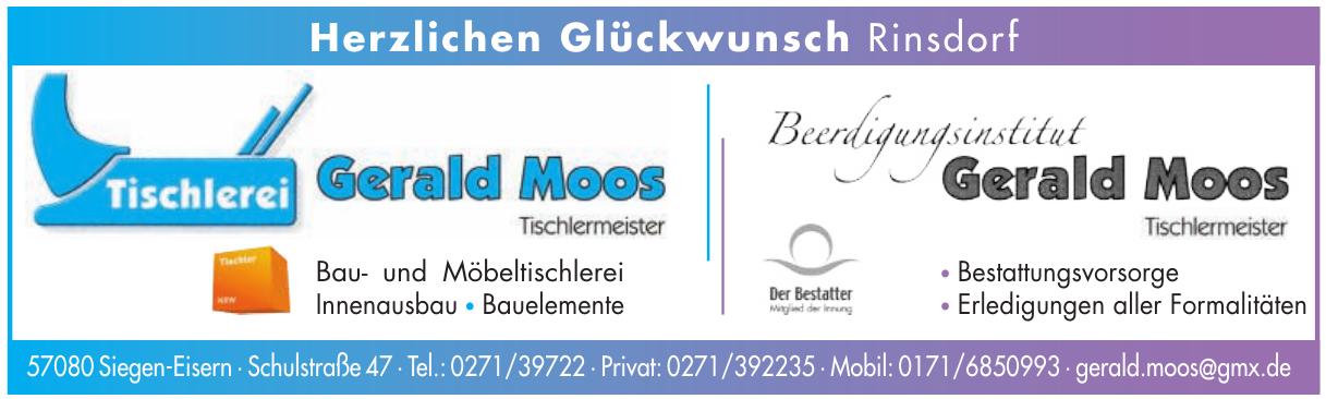 Gerald Moos