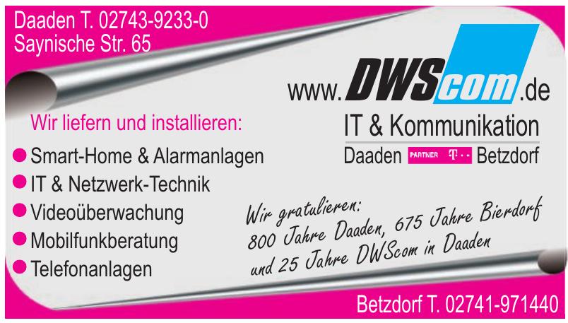 DWScom GmbH