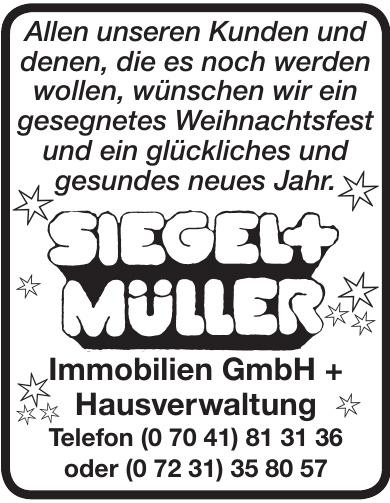 Siegel+Müller Immobilien GmbH