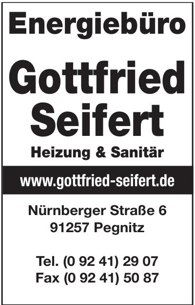 Gottfried Seifert Heizung & Sanitär