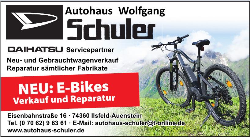 Autohaus Wolfgang Schuler