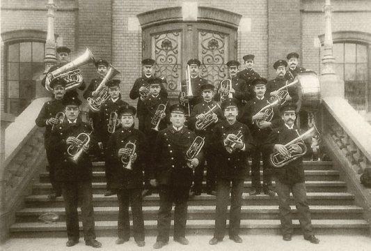 1904 Feuerwehr Musikzug