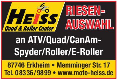 Heiss Quad & Roller Center