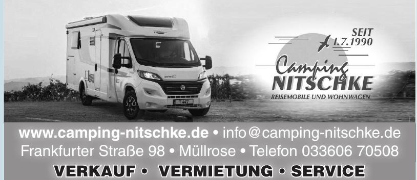 Camping Nitschke