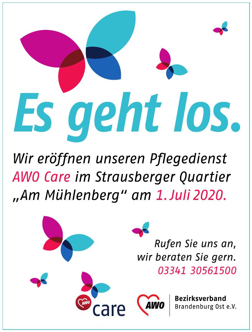 AWO Bezirksverband Brandenburg Ost e.V.