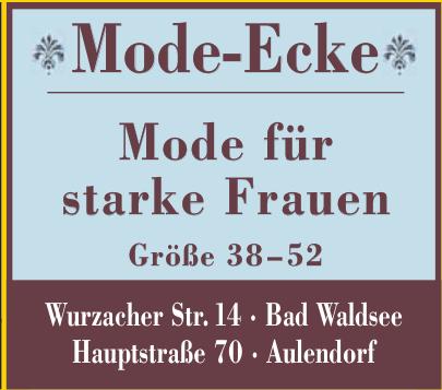 Mode-Ecke