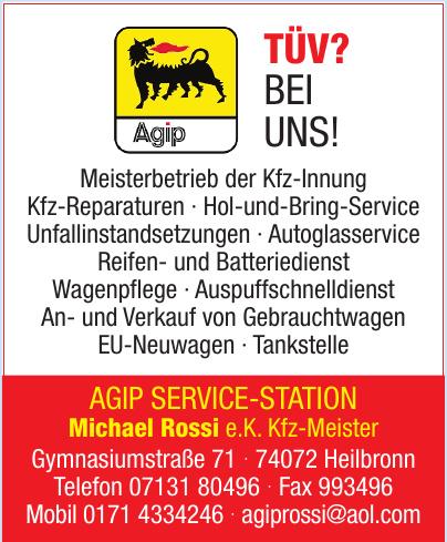 Agip Service Station Michael Rossi e.K.