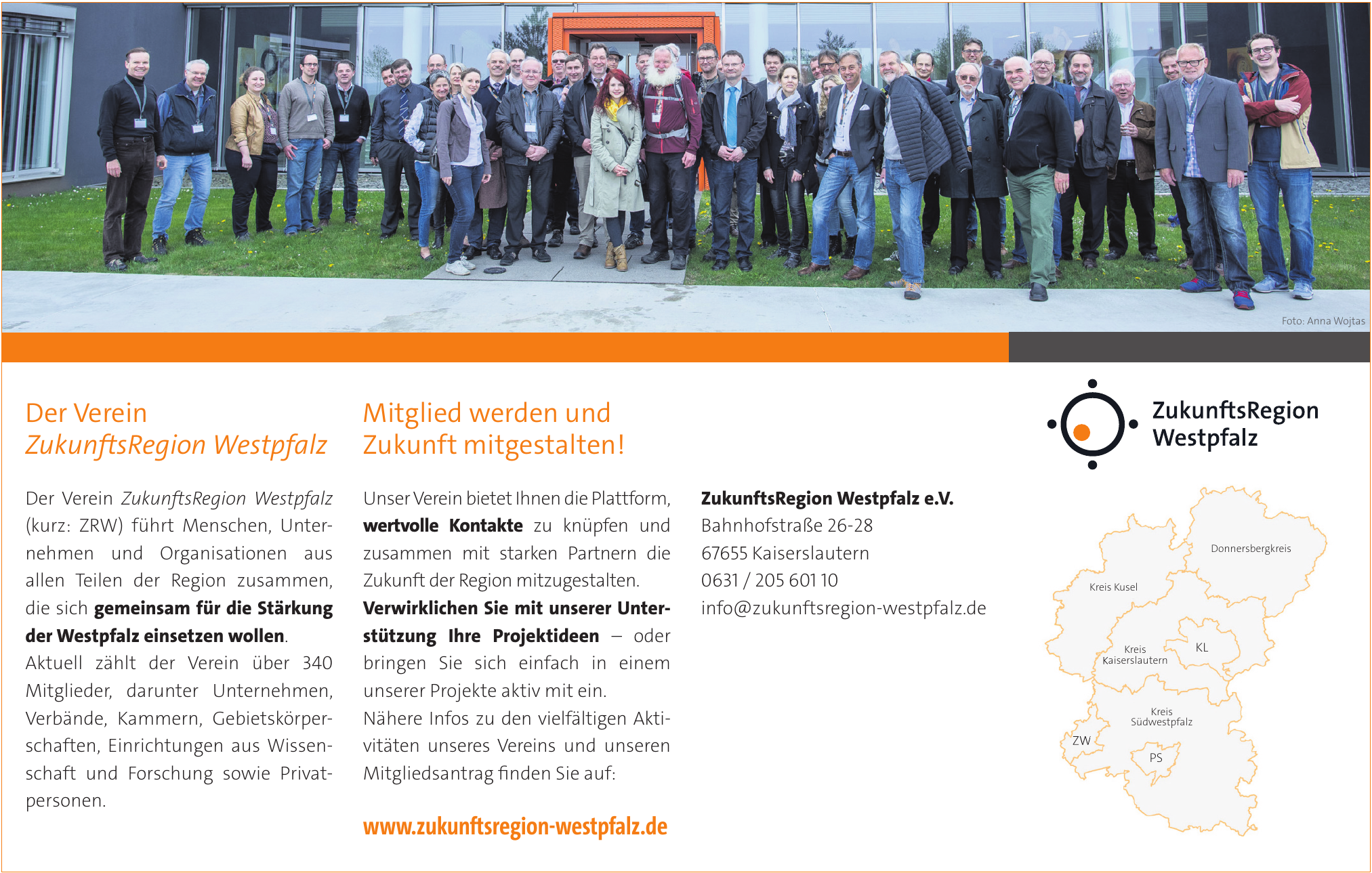 ZukunftsRegion Westpfalz e .V.