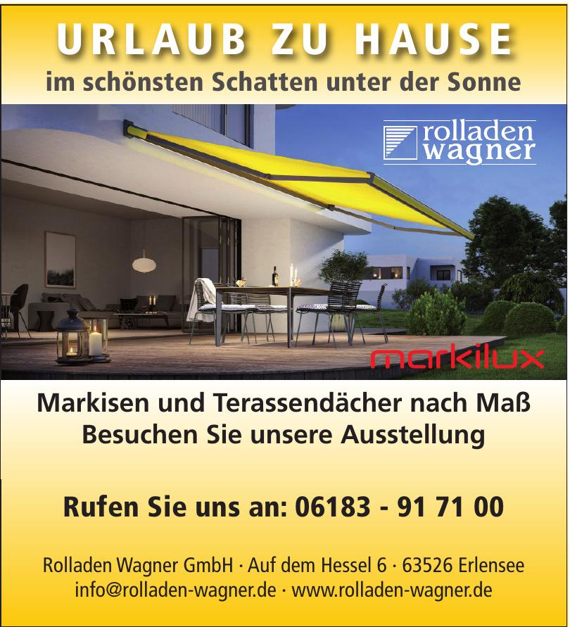 Rolladen Wagner