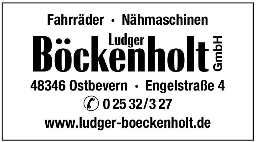 Ludger Böckenholt GmbH