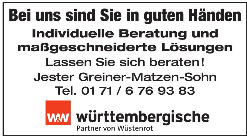 W & W - Württembergische Partner von Wüstenrot