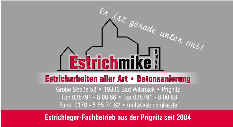 Estrich Mike GmbH