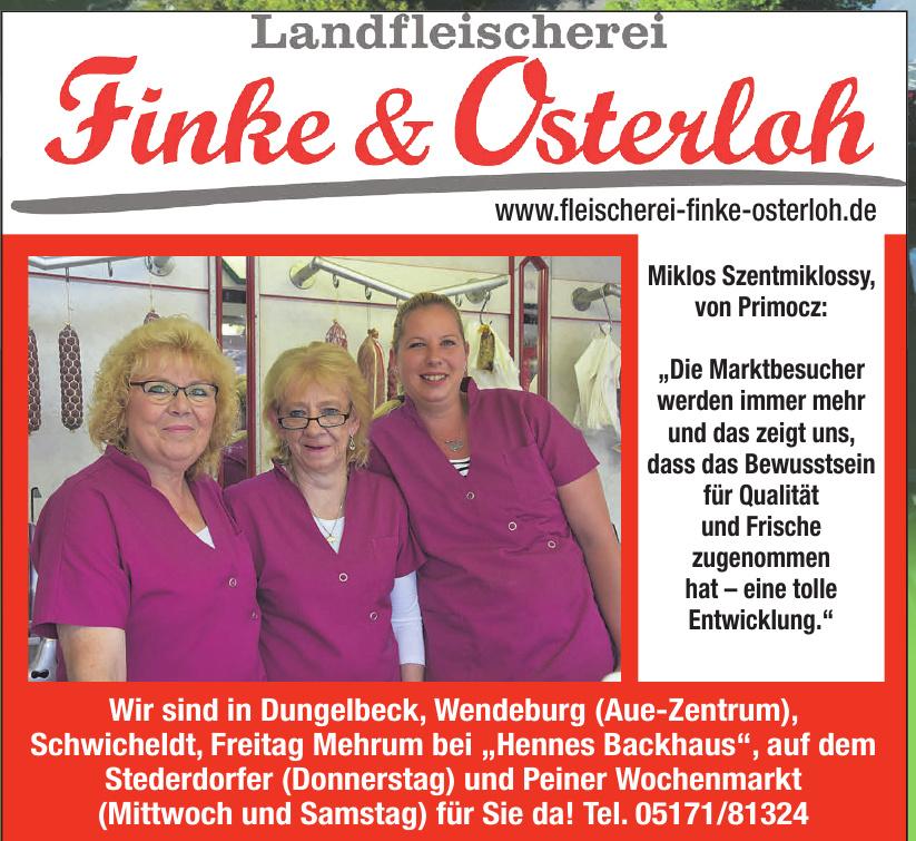 Landfleischerei Finke & Osterloh