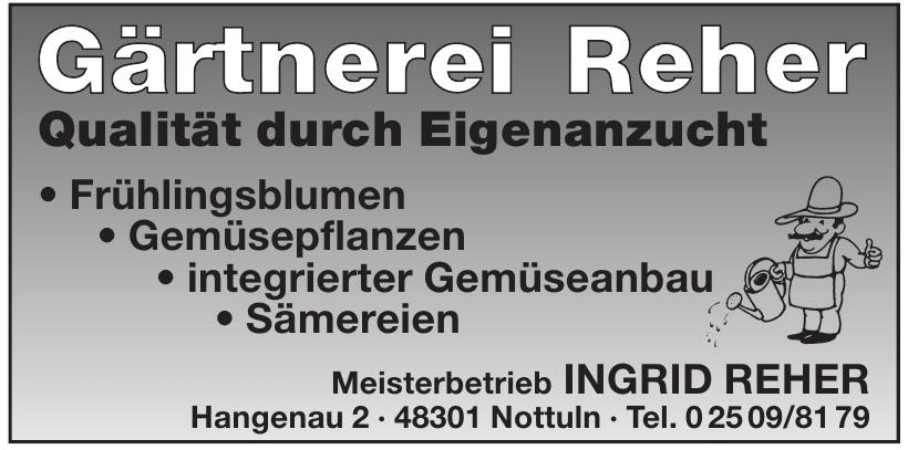 Gärtnerei Reher