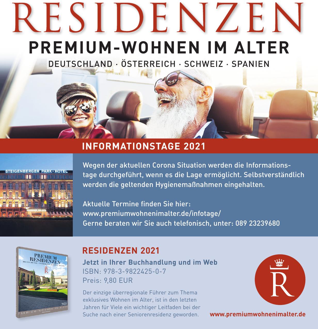 Premium Residenzen