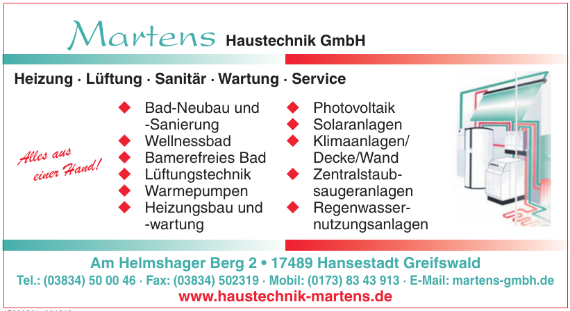 Martens Haustechnik GmbH