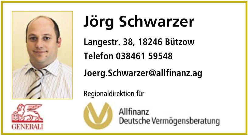 Allfinanz Deutsche Vermögensberatung - Jörg Schwarzer