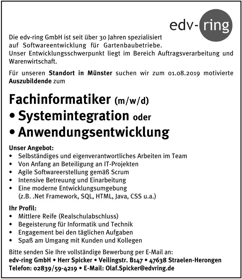 edv-ring GmbH
