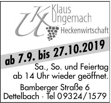 Klaus Ungemach