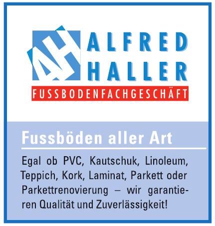 Alfred Haller Fussbodenfachgeschäft
