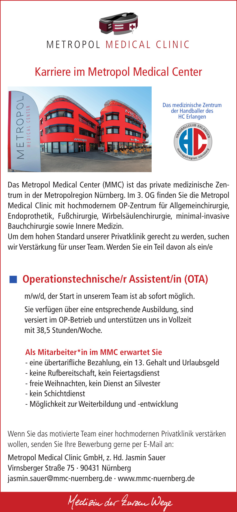 Metropol Medical Clinic GmbH
