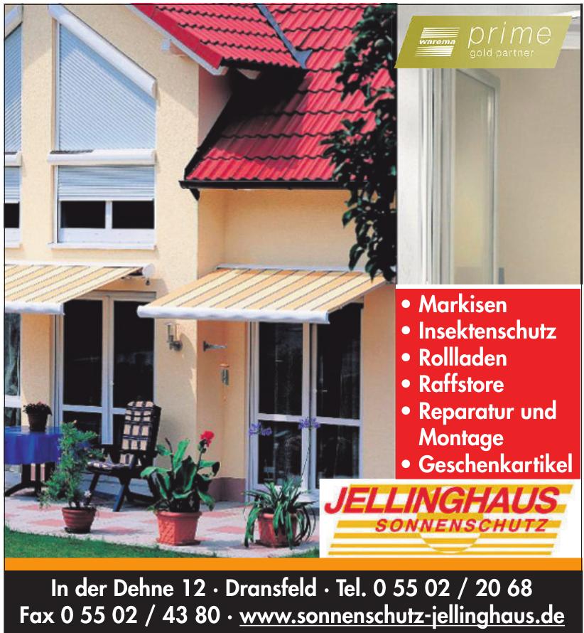 Jellinghaus Sonnenschutz