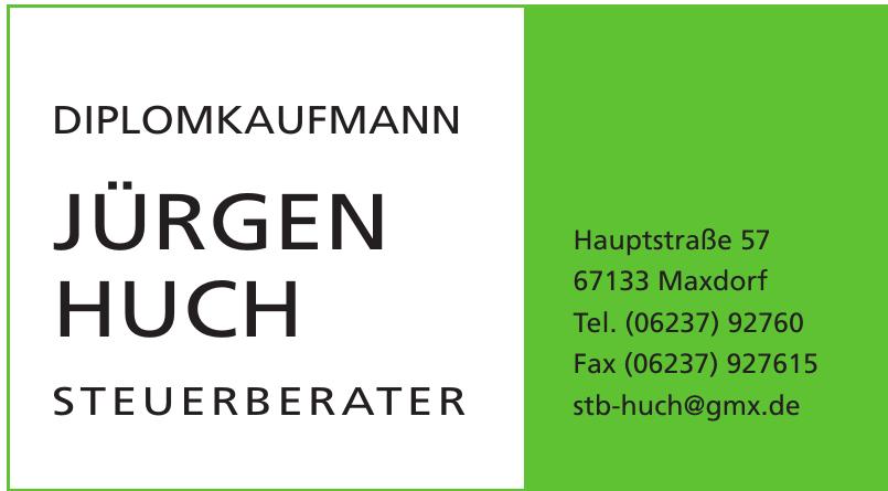 Jürgen Huch - Steuerberater