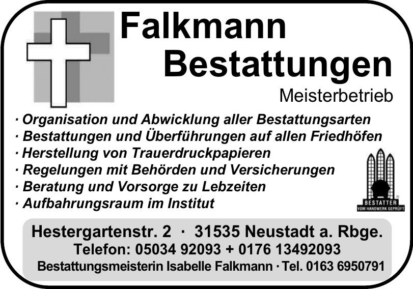 Falkmann Bestattungen