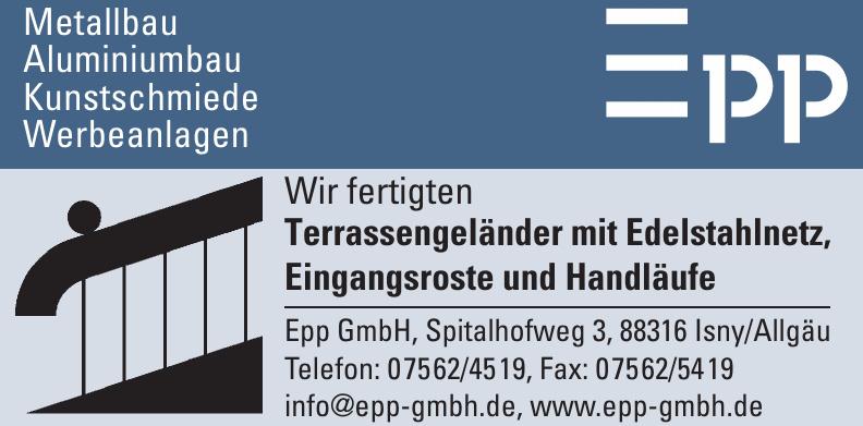 Epp GmbH