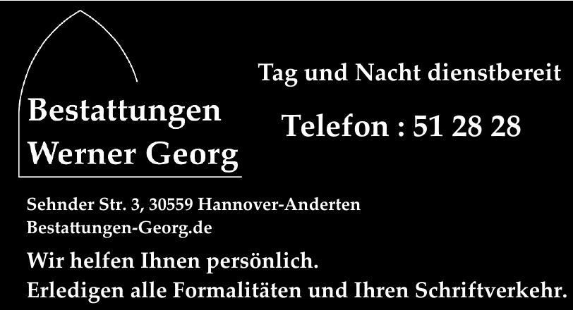 Bestattungsinstitut Werner Georg