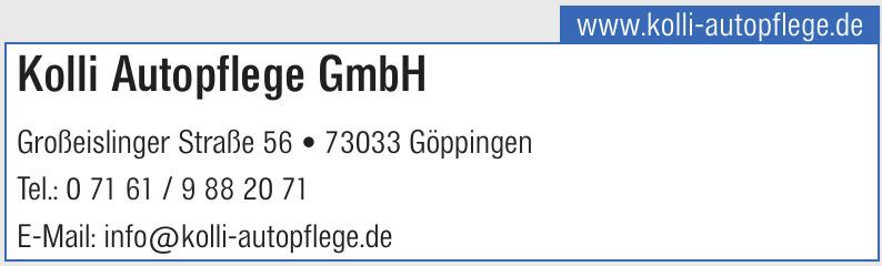 Kolli Autopflege GmbH