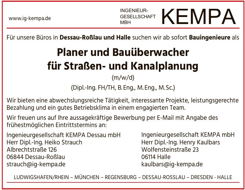 Ingenieurgesellschaft KEMPA Dessau mbH