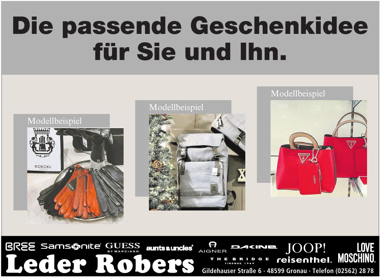 Leder Robers