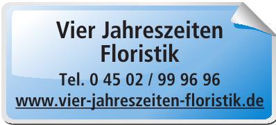 Vier Jahreszeiten Floristik