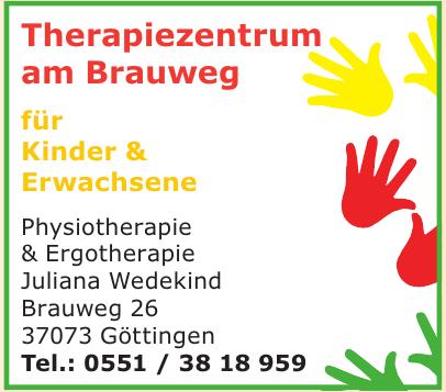 Physiotherapie & Ergotherapie Juliana Wedekind