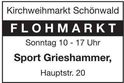 Kirchweihmarkt Schönwald