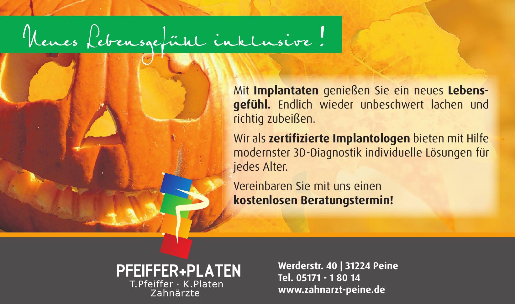 Pfeifer+Platen