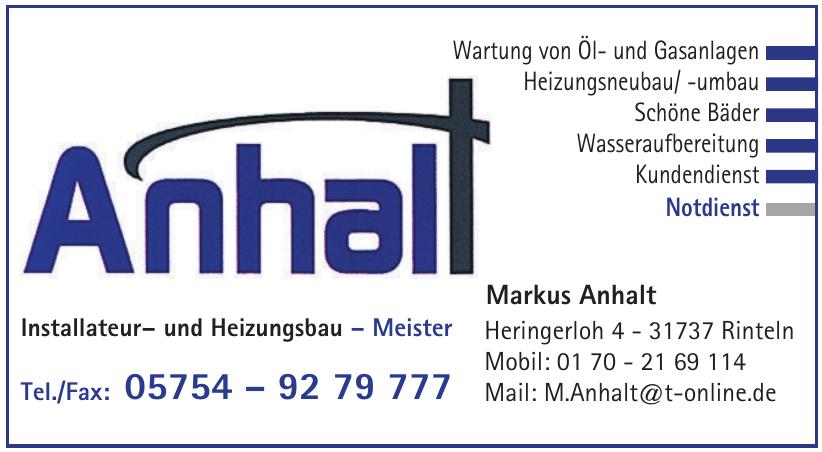 Markus Anhalt