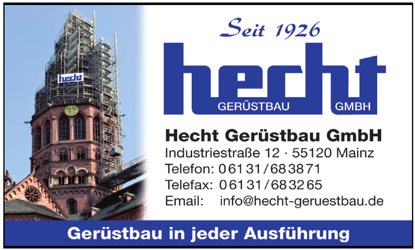 Hecht Gerüstbau GmbH