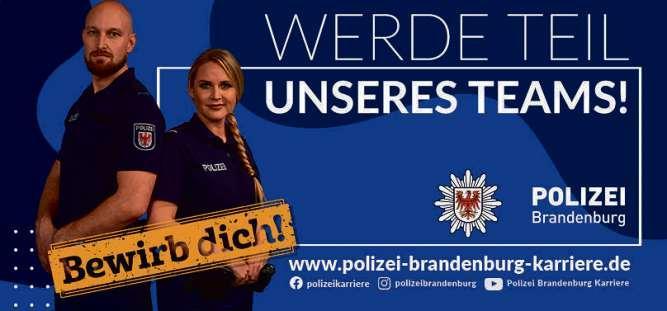 FOTO: POLIZEI BRANDENBURG