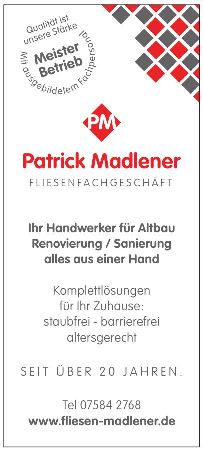 Patrick Madlener