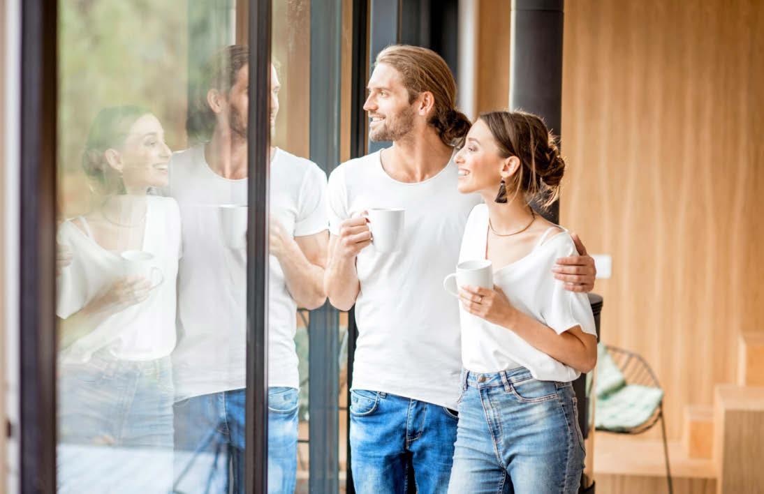 Gute Fenster können die Energiebilanz eines Hauses deutlich verbessern, sagen Experten.Foto: rh2010/stock.adobe.com