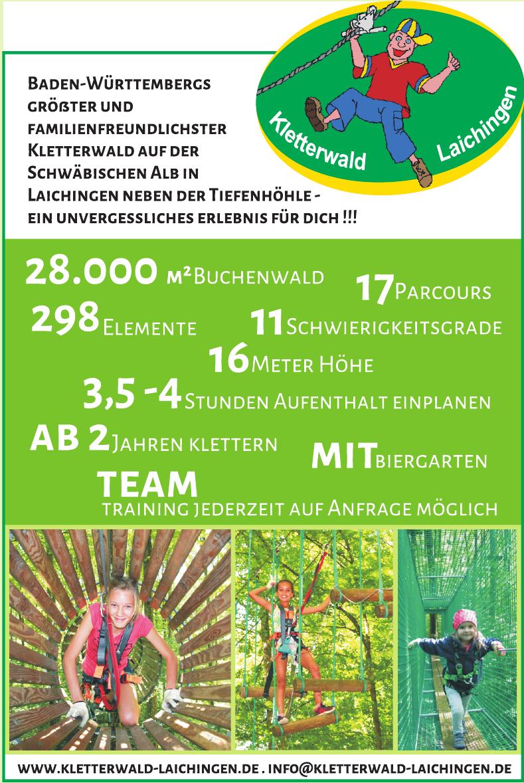 Kletterwald Laichingen GmbH