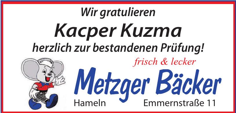 Metzger Bäcker